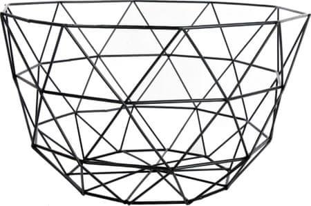 Sifcon dekorativna skleda GEO, 18x30cm