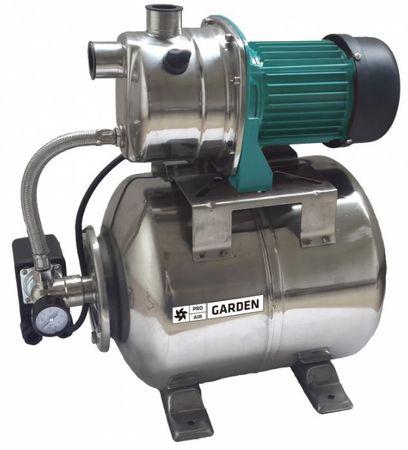 OMEGA AIR hidroforna črpalka za vodo ProAir Garden CGP800, inoks