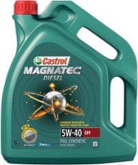 Castrol motorno ulje Magnatec Diesel 5W-40 DPF, 5L