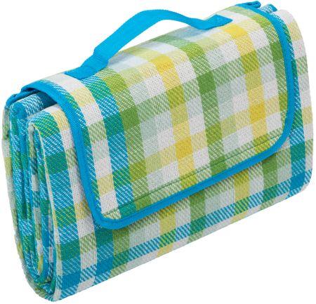 Biederlack Piknik takaró Clear Green 130x170 cm