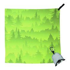 PackTowl Nano green