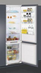 Whirlpool ART 9620 A+ NF kombinált hűtőszekrény