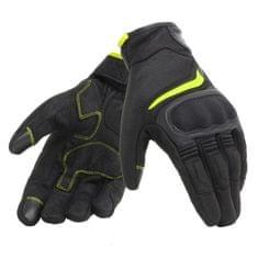 Dainese letní moto rukavice AIR MASTER černá/fluo-žlutá