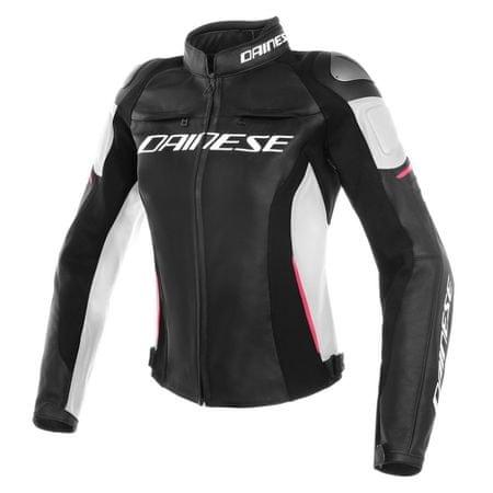 0616bae96eeb Dainese RACING 3 LADY vel.40 dámska kožená bunda na motorku