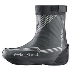 Held nepremokavé návleky na členkové topánky, čierna