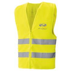 Held reflexné skúter/moto vesta  na zips