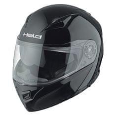 Held integrální vyklápěcí moto přilba  TRAVEL CHAMP 2 černá