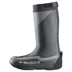 Held nepremokavé návleky na topánky, čierna