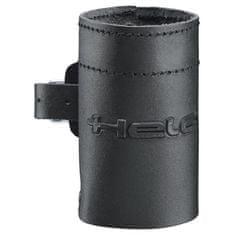Held kožený držiak na nápoje , čierna