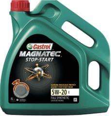 Castrol motorno ulje Magnatec Stop-Start 5W-20 E, 4 l