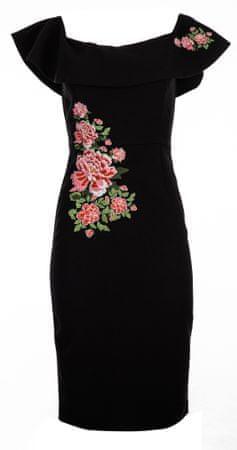 Desigual sukienka damska Marina 34 czarny
