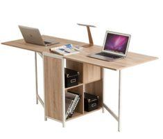 Računalniška miza Peno, hrast