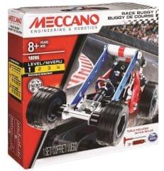 MECCANO Samochód wyścigowy