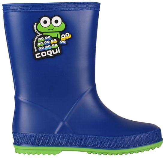 Coqui holínky Rainy 29 modrá