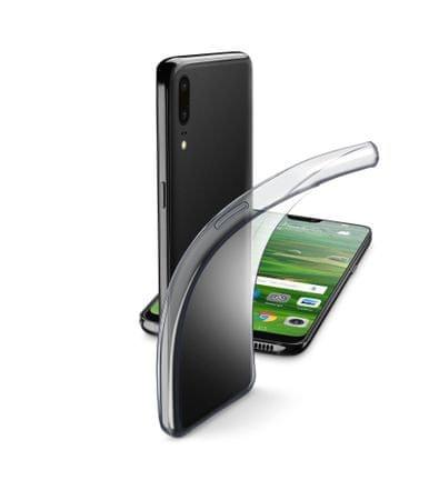 CellularLine ovitek Fine za telefon Huawei P20, prozoren