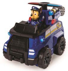 Spin Master Paw Patrol Rýchlo meniace sa vozidlo modrá