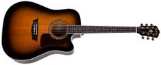 Washburn Heritage HD10SCETB-O-U Elektroakustická kytara