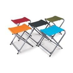 Kampa stol za kampiranje Mixed colour stools - Steel