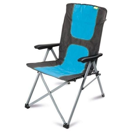 Kampa stolac za kampiranje Consul Reclining Chair, plavi