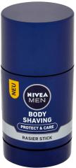 Nivea Men Protect&Care Mydlo na holenie tela 75 ml