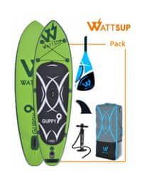 WattSup daska SUP na napuhavanje Guppy 9, 275 x 78 x 12 cm