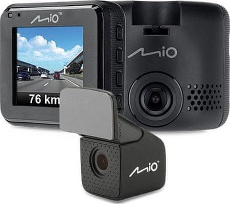 MIO autokamera MiVue C380 Dual