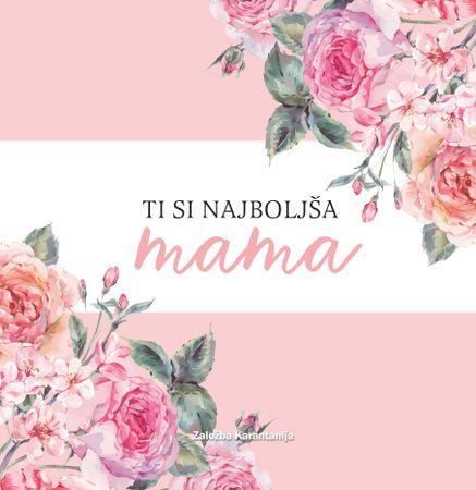 Ti si najboljša mama: majhna knjiga, veliko modrih misli