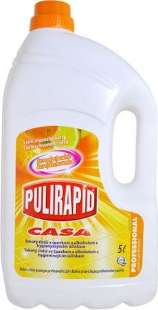Madel Pulirapid Casa Agrumi 5 l (univerzálny čistič s čpavkom)