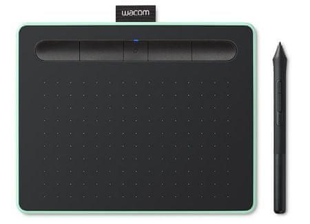 Wacom grafički tablet Intuos S Bluetooth, pistacija (2018)