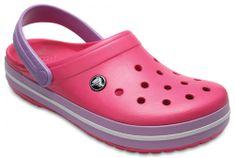 Crocs Crocband Chambray Pink/Iris