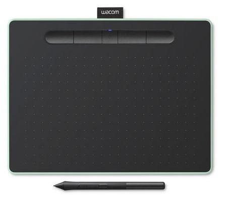 Wacom grafički tablet Intuos M Bluetooth, pistacija (2018)