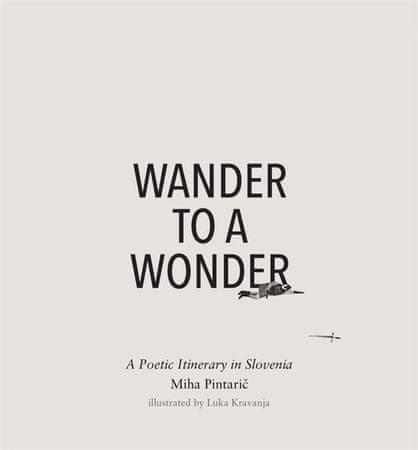 Miha Pintarič: Wander to Wander, angleščina