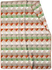 Biederlack odeja Warm Shades Impulsive, 150 x 200 cm