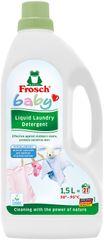 Frosch Eko Hipoalergenski pralni gel za otroška oblačila, 1,5 l