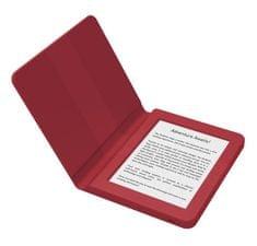 Bookeen e-bralnik Saga + silikonski ovitek, rdeč - Odprta embalaža