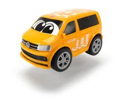 DICKIE Auto Happy VW T6 Squeezy 11 cm, pomarańczowy
