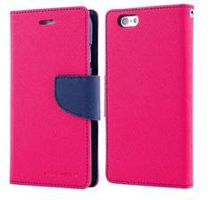 Goospery preklopna torbica Fancy Diary za Samsung Galaxy A7 A700, roza modra