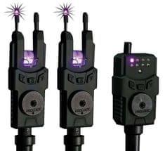 ProLogic Sada Signalizátorů SMX Custom Black Purple Led