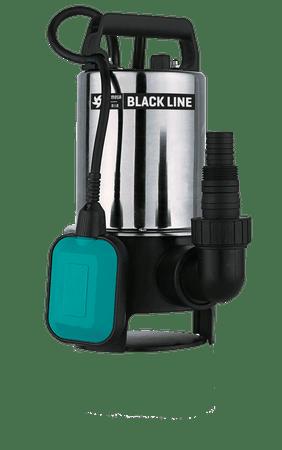 OMEGA AIR potopna črpalka za vodo ProAir Garden CSP400D inox