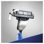 3 - Gillette maszynka do golenia Mach3 Start uchwyt + 3 głowice