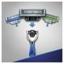 4 - Gillette maszynka do golenia Mach3 Start uchwyt + 3 głowice