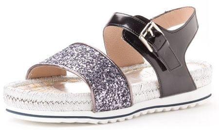 VITTI LOVE dámske sandály 37 čierna