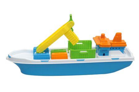 Adriatic tovorna ladja (837), 40 cm