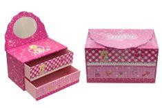 Unikatoy škatla z dvema predaloma (24947)