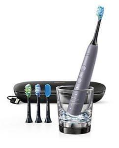 Philips Sonicare DiamondClean Smart Silver HX9924/47 električna zobna ščetka