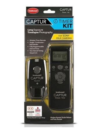 Hähnel brezžično daljinsko prožilo Captur Timer Kit (za Sony) - Odprta embalaža