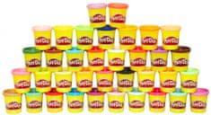 Play-Doh zestaw Mega Pack, 36 szt.