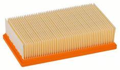 Bosch ravni naborani filter od celuloze (2607432033)