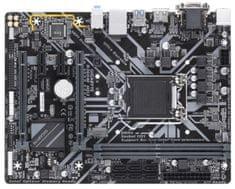 Gigabyte osnovna plošča B360M HD3, DDR4, SATA3, USB3.1Gen1, LGA1151 mATX