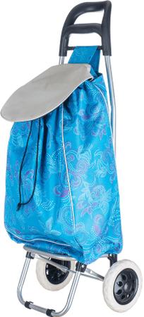 BRILANZ Carrie Kerekes bevásárló táska, kék